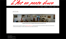 L'Art en Pente Douce – Galerie Art Cajarc