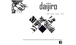 Daijiro - Peinture Encre de Chine