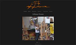 Liliane Proux - Artiste Peintre