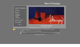 Marcel Demagny Artiste Peintre